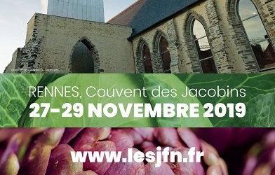 PARTICIPATION AUX JOURNÉES FRANCOPHONES DE NUTRITION