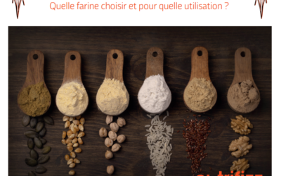 Farines alternatives : quelle farine choisir et pour quelle utilisation ?