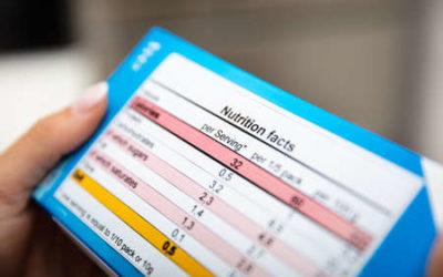 Étiquettes alimentaires: une harmonisation à venir